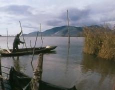 Il lago di Fondi